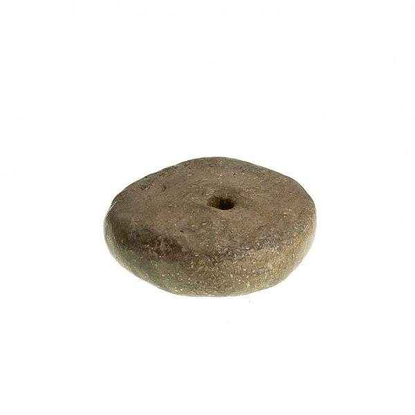 0215 M. A. Przęślik – narzędzie tkackie (Jasło stan. 29, pow. jasielski) ok. XVII – XIII w. p. n. e, glina