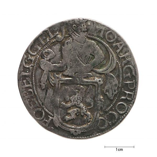 0936 Zbiory numizmatyczne St. Kadyiego; Holandia (1640); talar - awers