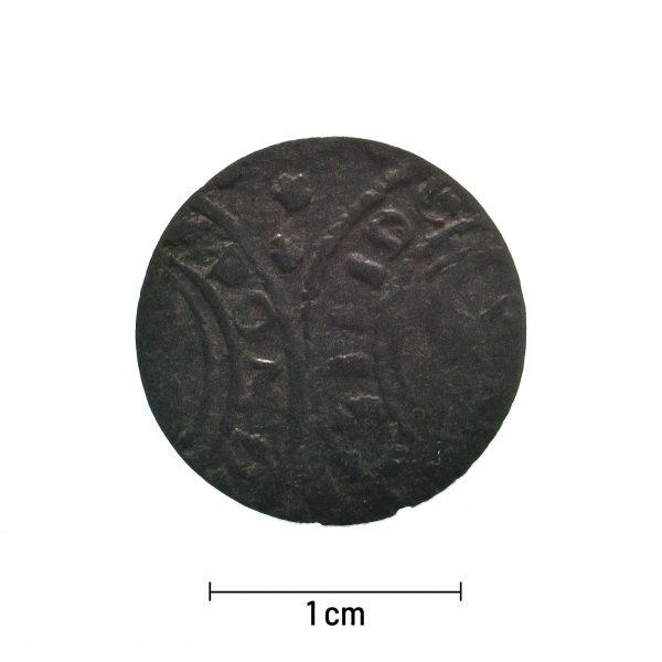 1030 Zbiory numizmatyczne St. Kadyiego; Zygmunt III Waza ; terner pabianicki – awers