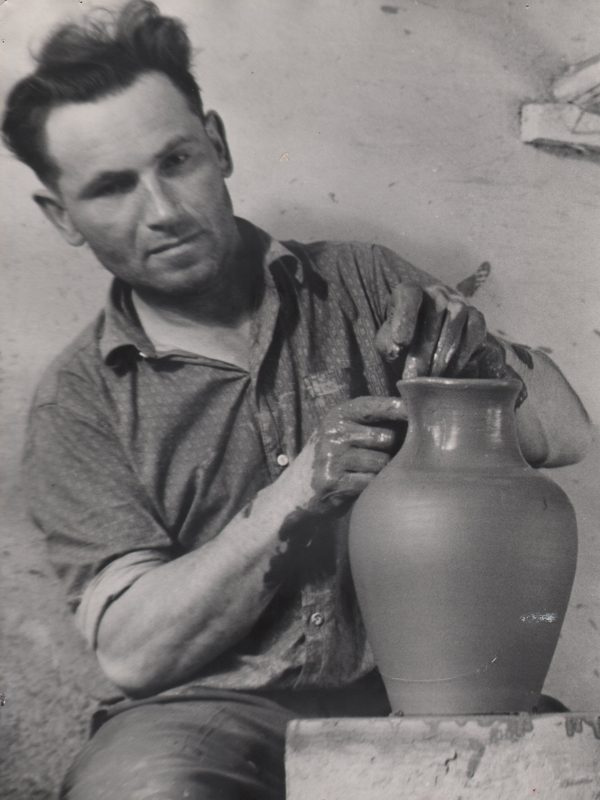 307 A.F. Etnografia, Marian Biernacki z Kłodawy,1967 r.