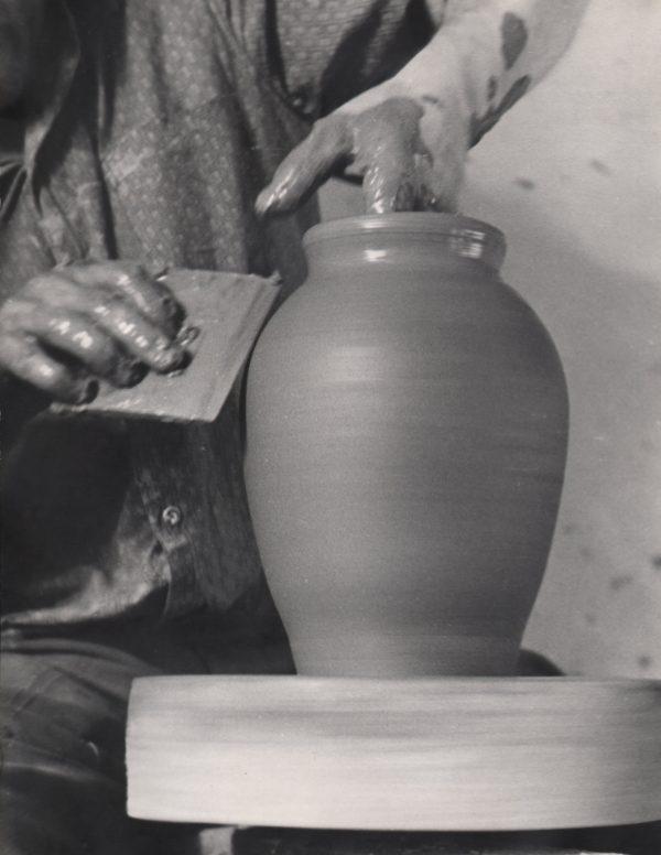 317 A.F. Etnografia, Marian Biernacki z Kłodawy 1967 r.